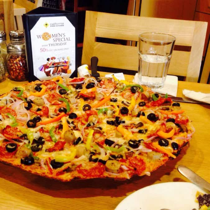 California Pizza Kitchen Photos Pictures Of California Pizza Kitchen Dlf Cyber City Gurgaon