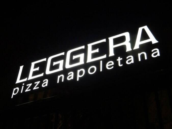 Leggera Pizza Leggera Pizza Napoletana Menu
