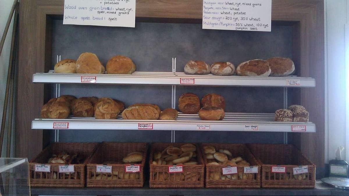 Jb S German Bakery Cafe